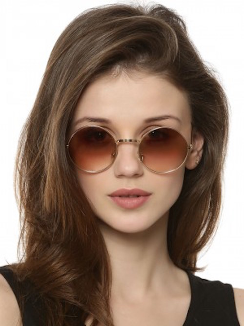 Big round sunglasses-7 Retro Trends That Are SO Fashionable Today